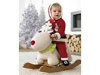 Mamas and Papas Rocking Reindeer
