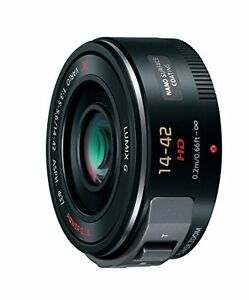 Panasonic Lumix G X Vario Power Zoom 14-42 mm Pancake Lens
