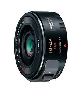 Panasonic Lumix G X Vario Power Zoom Wide Angle Pancake Lens