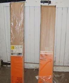 2 x 12 Packs of Laminate Flooring 16/8/16