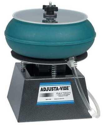 Raytech 23-024 Vibratory Tumbler With Drain0.18 Cu.ft.