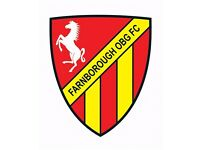 Kent County Premier football team requires sponsorship