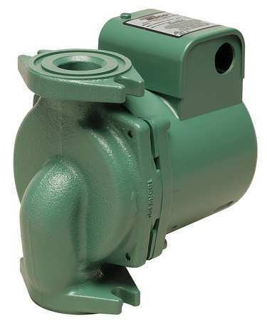 Taco 2400-20-3P Hot Water Circulator Pump,1/6Hp