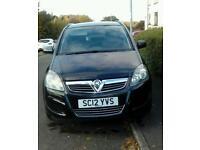 Vauxhall Zafira 1.6 [115] Exclusiv 2012 (12 reg)