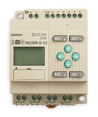 Omron Zen-10c3dr-d-v2 Programmable Relay12-24vdc