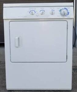 Frigidaire Stackable Gas Dryer 12 warranty
