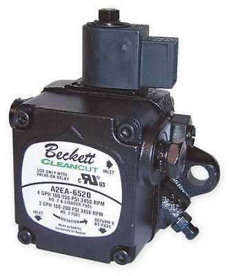 Beckett Pf10322gu Oil Burner Pump3450 Rpm4gph100-200psi
