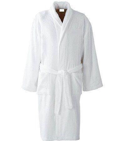 Towelling Bath Robe | eBay