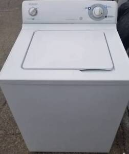 GE commercial quality washer, 1 year warranty