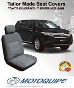 Toyota Kluger Seats