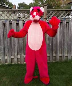 PINK PANTHER COSTUME - ADULT