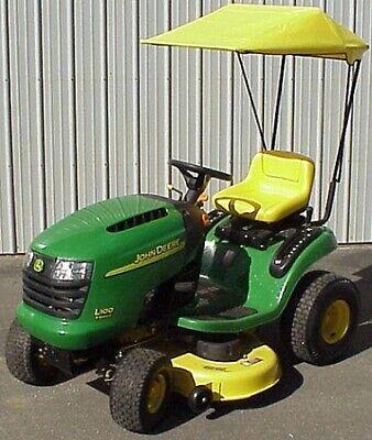 Original Tractor Cab Sunshade Fits John Deere L100 100 La100 Series Lawn Tract