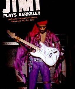 JIMI HENDRIX Jimi Plays Berkeley DVD BRAND NEW NTSC Region 0