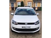 Volkswagen Polo 1.2 petrol, 12 Months MOT, FULL SERVICE HISTORY, Low Mileage 56K & Cheap insurance