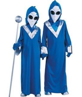 Alien costume includes Mask and Gloves size M (8 to 10) Forestville Warringah Area Preview