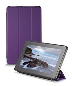 NuPro Fire HD 10 Slim Standing Case (5th Generation - 2015 release), available color Purple....new