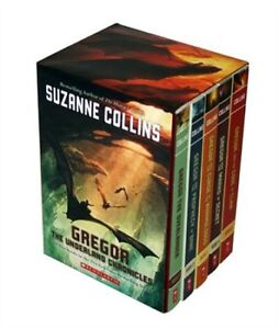 All 5 Books of Gregor The Underland Chronicles