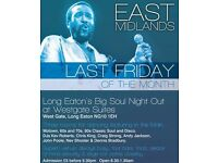 EAST MIDLANDS Soul Night
