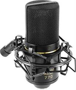 Microphone MXL770 Studio Condenser Mic Recording Set Moorabbin Kingston Area Preview