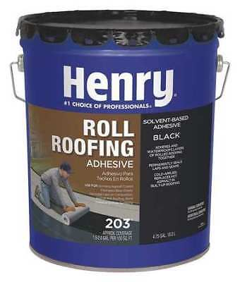 Henry He203071 5 Gal. Black Roll Roofing Adhesive