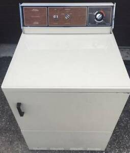 McClary Electric dryer, 12 month warranty