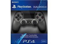 Official Sony DualShock 4 Controller - Steel Black