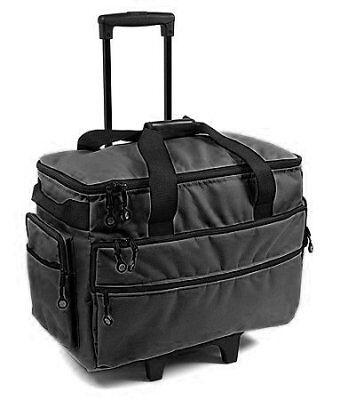 Heavy Duty Sturdy Fabric Sewing Machine Trolley Use As Travel Bag