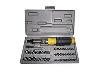 41 piece Tool Kit Screwdriver and Socket Set (Multipurpose Tool Kit) **BRAND NEW UNUSED**