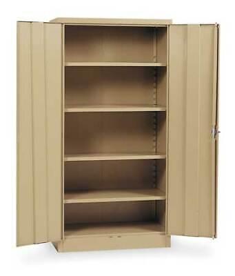 Edsal 1ufd8 Storage Cabinettan72 In H36 In W
