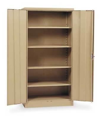 Edsal 1ufd6 Storage Cabinettan78 In H36 In W