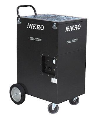 Nikro UA2005 Upright Air Scrubber 220V/50HZ