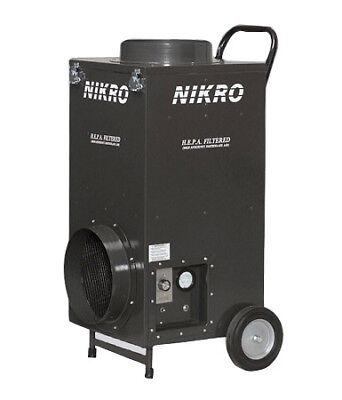 Nikro UR800 Upright Air Scrubber 220V/60HZ