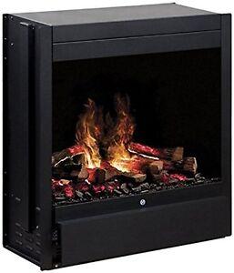 OptiMyst Electric Fireplace Insert Dimplex DFOP25 25-Inch