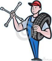 Tire installation and balancing **WALK INS AVAILABLE**
