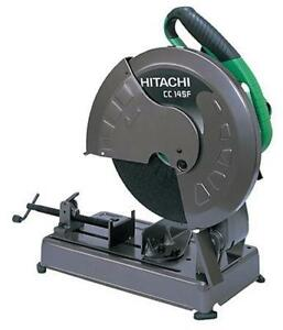 "Hitachi 14"" Chop Saw CC14SF"