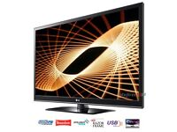 LG 50 inch HD 600Hz TV, Freeview built in, 3 x HDMI + USB not 40, 42, 43, 46, 48 May deliver