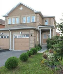 Whole House for rent in Misaissauga Derry & Creditview For Oct 1