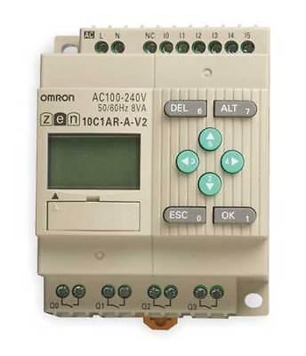 Omron Zen-10c1ar-a-v2 Programmable Relay100-240vac