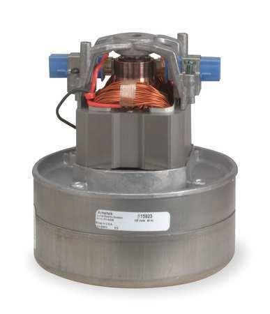 Ametek Lamb 116884-49 Vacuum Mtr/Blwr,Thru-Flow,2 Stge,1 Spd