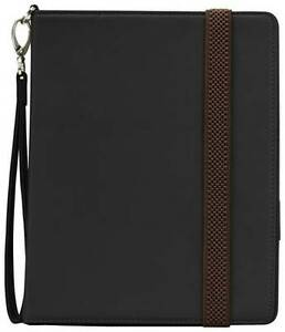Tunewear iPad 3 TuneFolio - Black (IPAD3-TUN-FOLIO-01)  (c