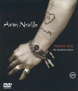 AARON NEVILLE Nature Boy The Standards Album CD BRAND NEW Verve