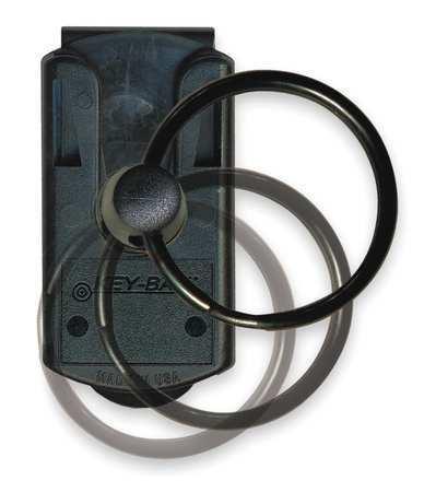 Key-Bak 0308-704 Key Carrier,Clip Fits 2 In Belts,Holders