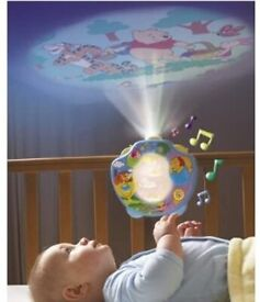 Tomy Disney Baby Winnie the Pooh Sweet Dreams Lightshow.. - Collection Only