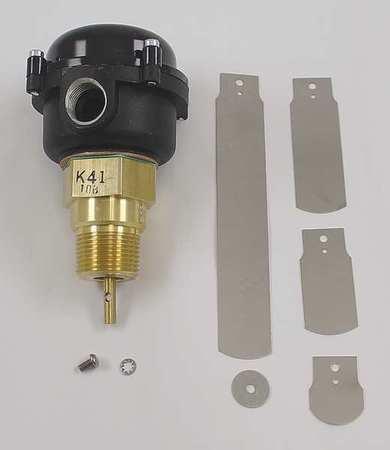 MCDONNELL & MILLER FS8-W Flow Switch,1 In Nema
