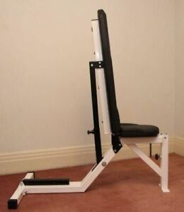 Northern Light Adjustable Weight Bench w Leg Hold no dumbbells