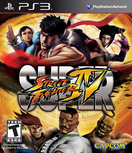 Super Street Figther IV -  ps3