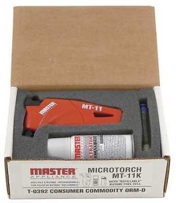 Master Appliance Mt-11k Microtorchpalm Sizebutane