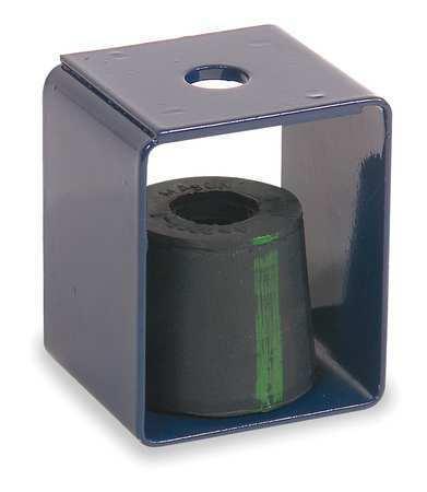 Mason 2lvr9 Vibration Isolator,neoprene,35 To 75 Lb.