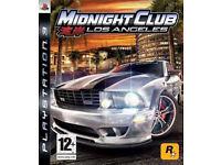 Midnight Club LA (PS3)