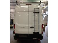 NEW IN BOX Van Guard 7 Step Ladder For A High Roof Van